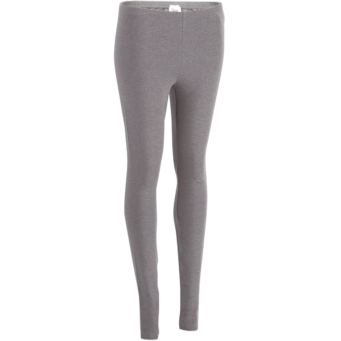 Women's Gym & Pilates Leggings Salto,gray, photo 1 of 12