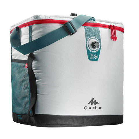 Camping/Country Walking Fresh Compact Cool Bag 26 Liters,white