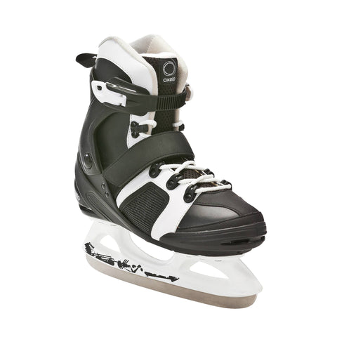 Men's Ice Skates Fit 3,black