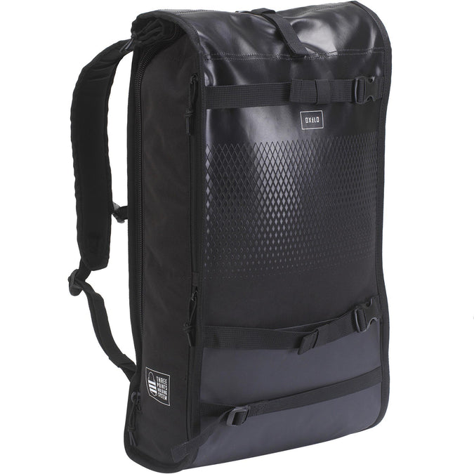 Skateboard Backpack 25-Liter BG500,black, photo 1 of 8