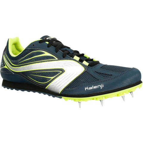 Cross Country Running Spikes - AT Cross,dark blue