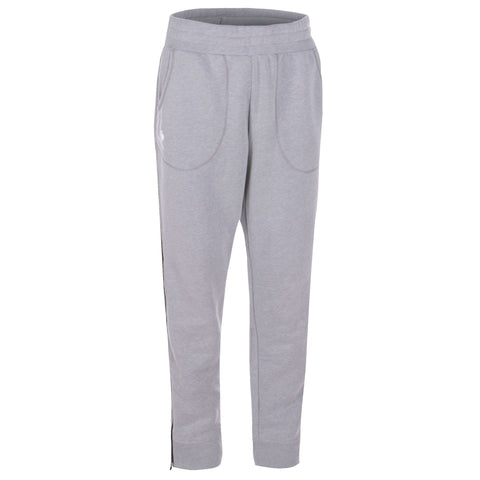Men's Badminton Sweatpants Soft 500,carbon gray