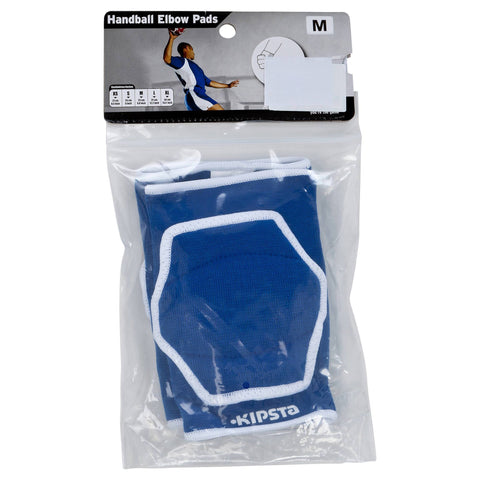 Handball Elbow Guards H100,dark blue