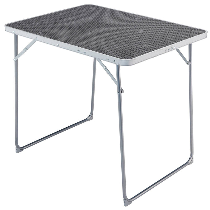 Camping Folding Table - 2 to 4 People,dark grey, photo 1 of 11
