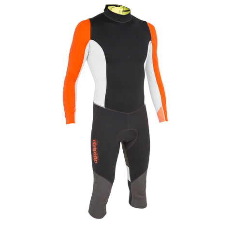 Men's Dinghy Sailing Light Neoprene Wetsuit DG100 - 1 mm,