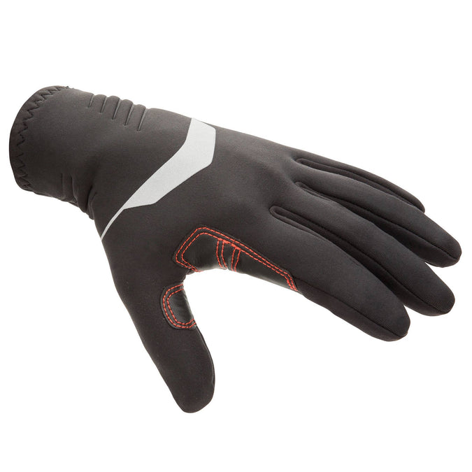 Sailing Neoprene Gloves 900,black, photo 1 of 5