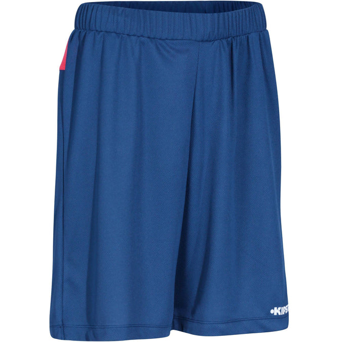 Women's Basketball Shorts B500,dark blue, photo 1 of 10