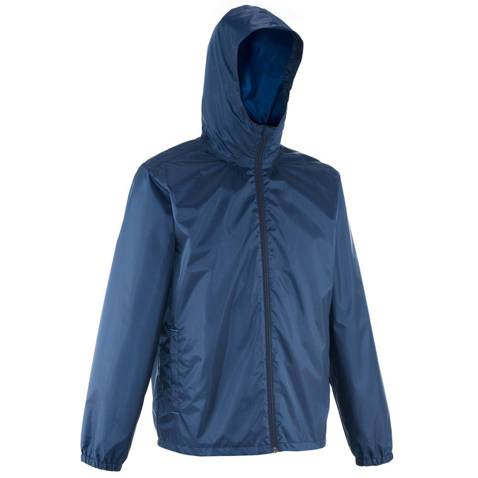 Men's Snow Hiking Jacket SH100,navy blue, photo 1 of 21
