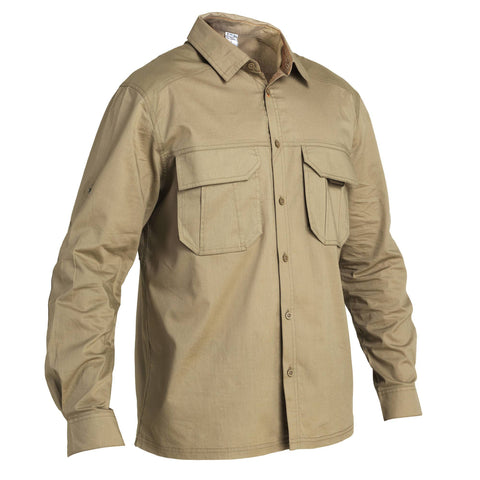 Men's Hunting Long-Sleeve Shirt 500,