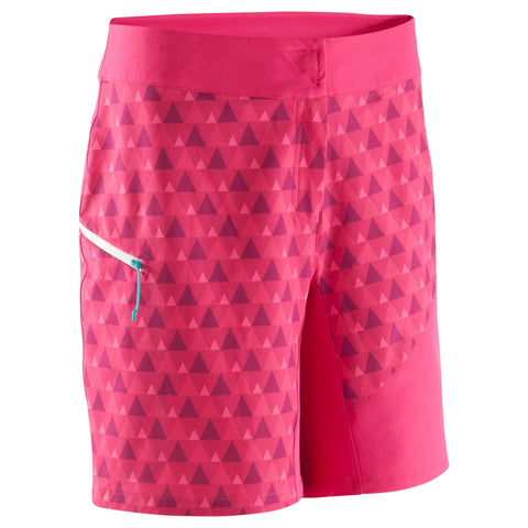 Women's Climbing Shorts,bright pink