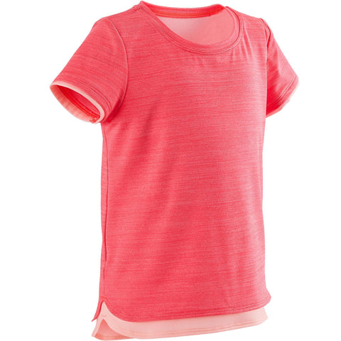 Baby Gym Short-Sleeved T-Shirt Keep In Up S500,