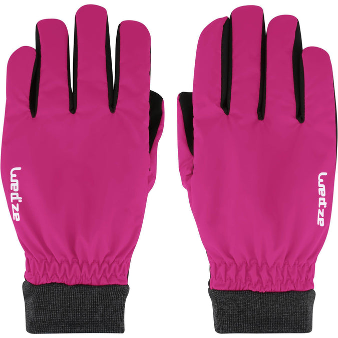 Ski Gloves Warm Fit,fuchsia, photo 1 of 24