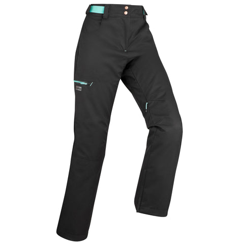 Women's Snowboard and Ski Pants SNB PA 500,