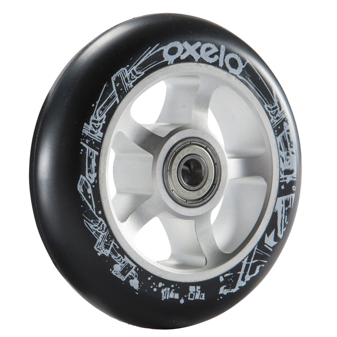 Freestyle Scooter Aluminum Wheel 100 mm,black, photo 1 of 9