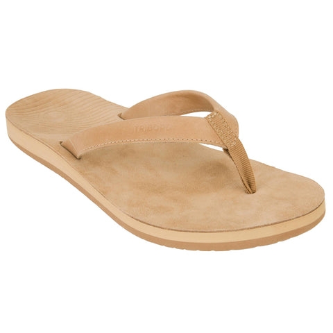 Women's Leather Flip-Flops TO 590,