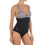 Women's One-Piece V-Neck Swimsuit Daria Zag,