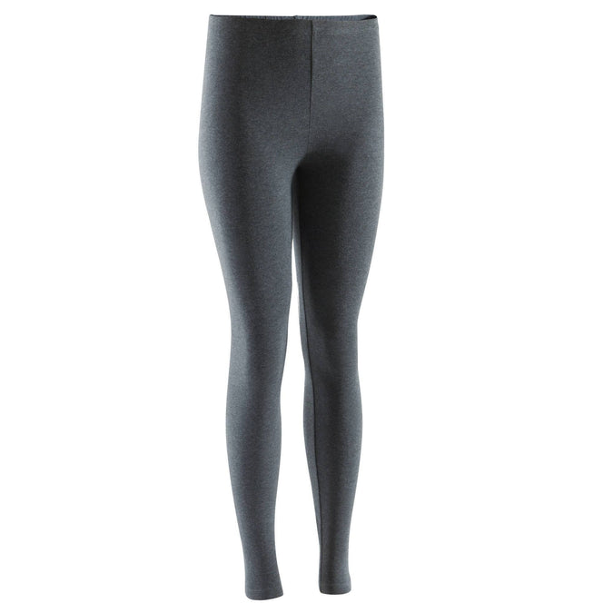 Women's Gym & Pilates Leggings Salto,dark gray, photo 1 of 25