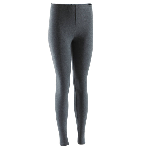 Women's Gym & Pilates Leggings Salto,dark gray