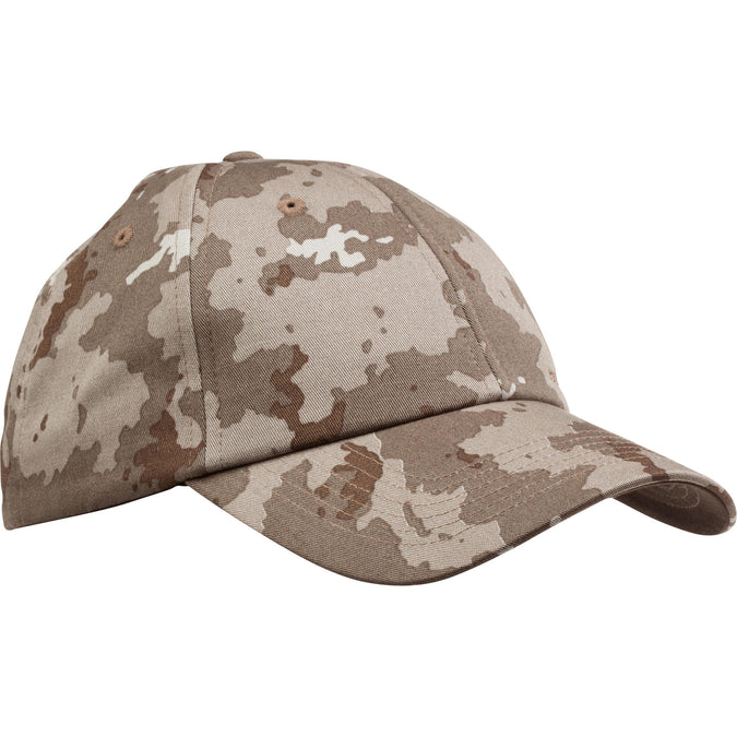 Solognac Steppe 100, Hunting Cap,brown, photo 1 of 7