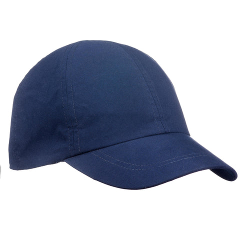 Mountain Backpacking Cap Trek 100,dark petrol blue