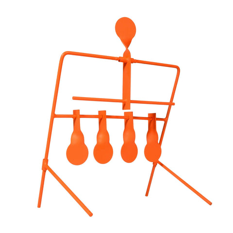 Hunting Metal Air Gun Multi Target,orange
