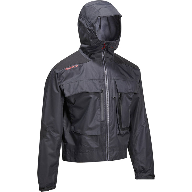 Wading Fishing Jacket - 5,carbon gray, photo 1 of 25