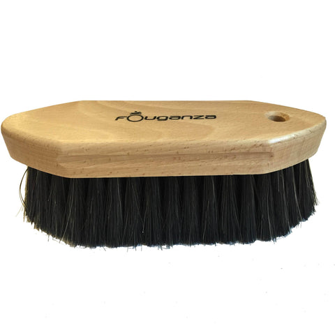 Horse Riding Dandy Brush with Very Soft Bristles,