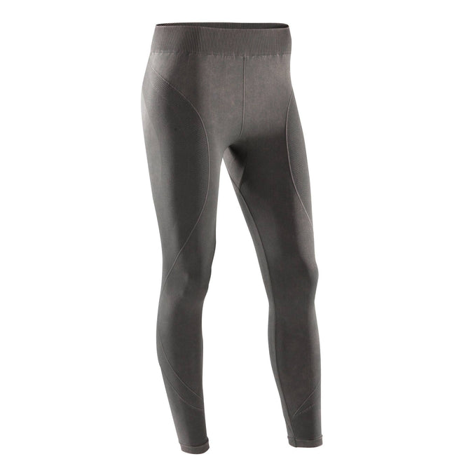 Yoga Seamless 7/8 Leggings,khaki, photo 1 of 11