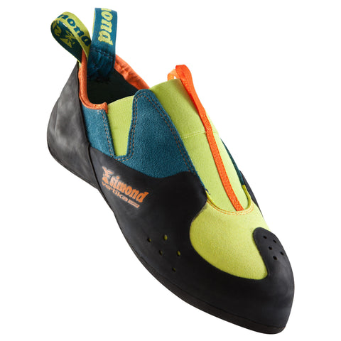 Climbing Ballerina Shoes Vertika,lime green