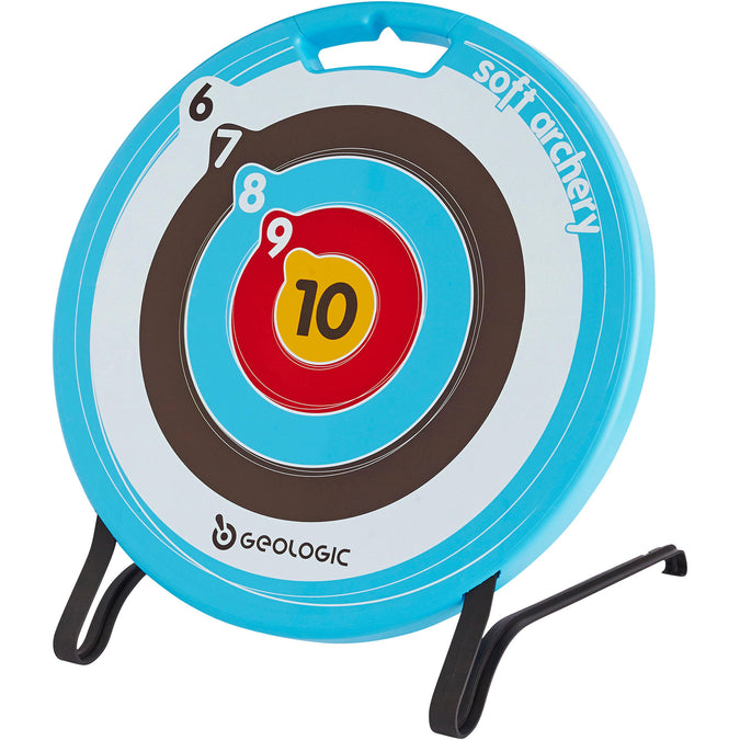 Geologic Discovery, Soft Archery Target Boss,base color, photo 1 of 6