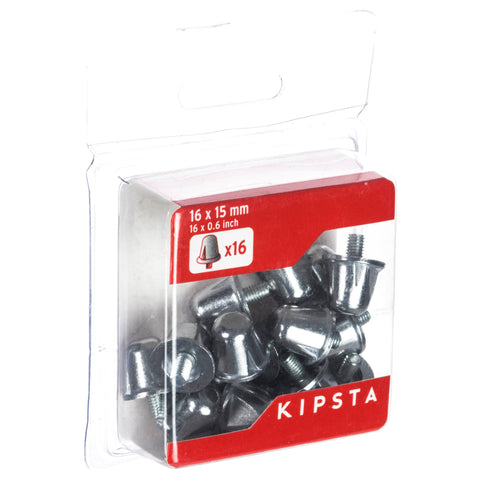 Rugby Aluminium Studs,silver