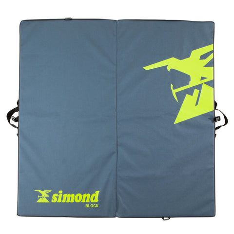 Climbing Crash Pad Block,