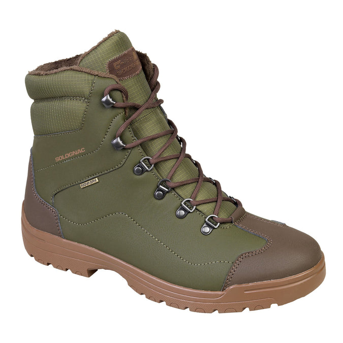 Men's Hunting Warm Land Boots 100,dark ivy green, photo 1 of 15