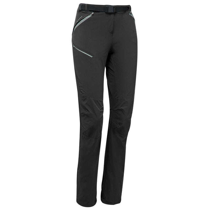 Forclaz 500, Hiking Pants, Women's,black, photo 1 of 9