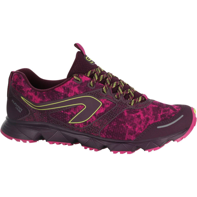 Women's Trail Running Shoes Elio Feel,fuchsia, photo 1 of 25