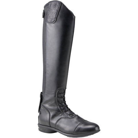 Horse Riding Leather Boots LB 900,black