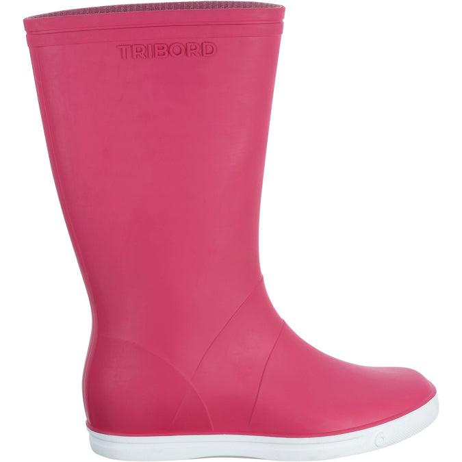 Sailing Boots B100,pink, photo 1 of 12