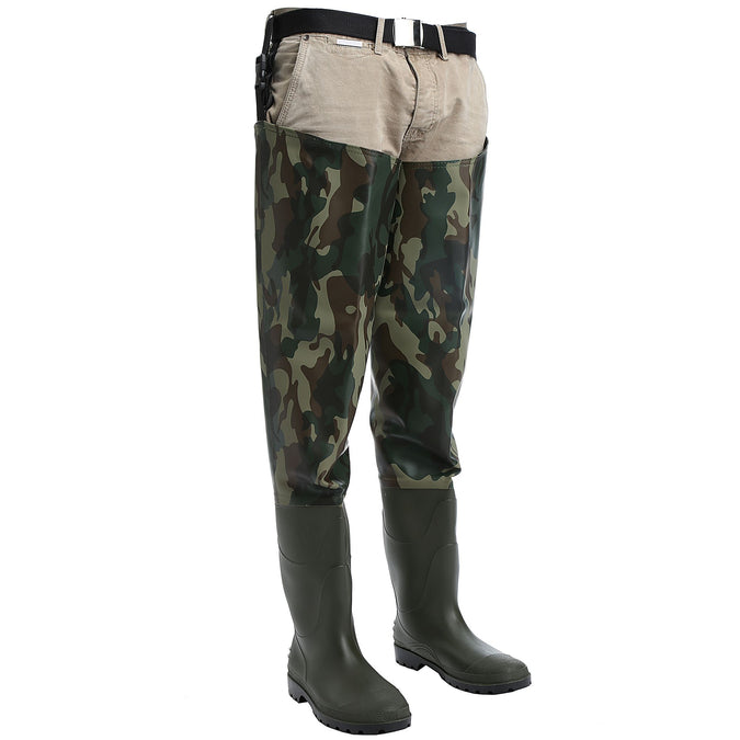 Men's Fishing Waders Start,khaki, photo 1 of 15