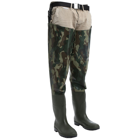 Men's Fishing Waders Start,khaki
