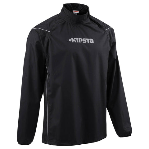 Rugby Smock Top Windbreaker,