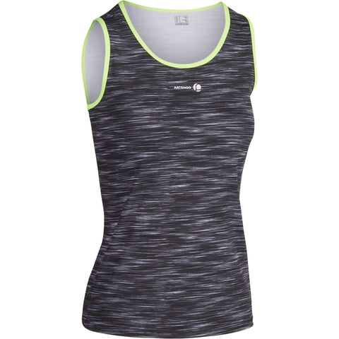 Women's Tennis/Badminton Soft Tank Top 500,