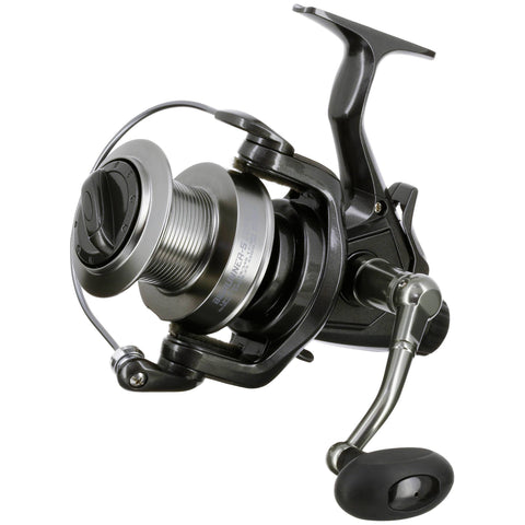 Carp Fishing Long Distance Baitrunner Reel Bigrunner-5 5000 LC,olive green