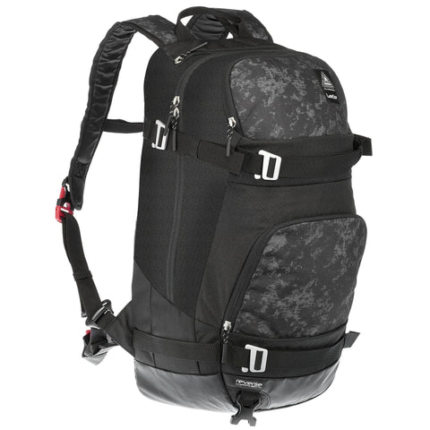 A Ski Backpack FS500,charcoal gray