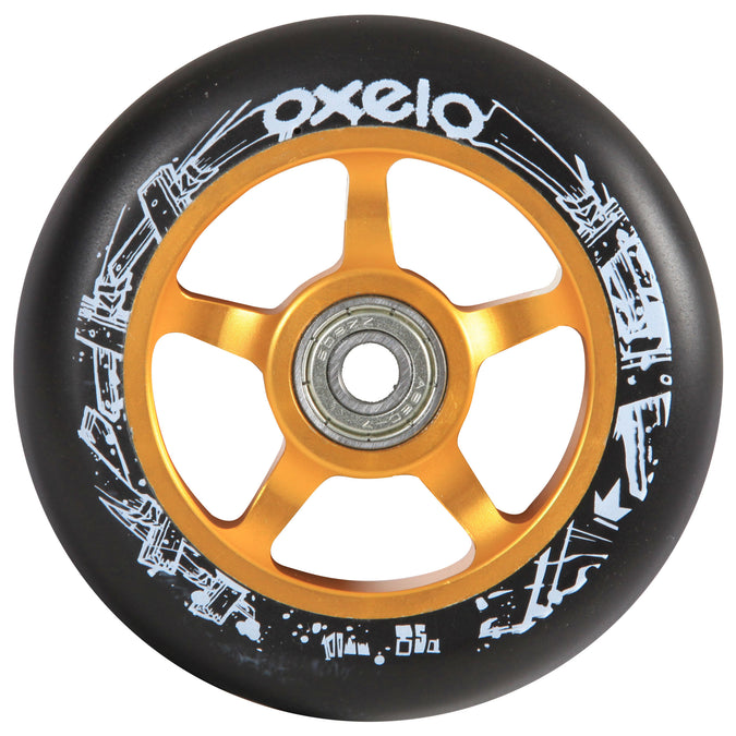 Freestyle Scooter Aluminum Wheel 100 mm, photo 1 of 1