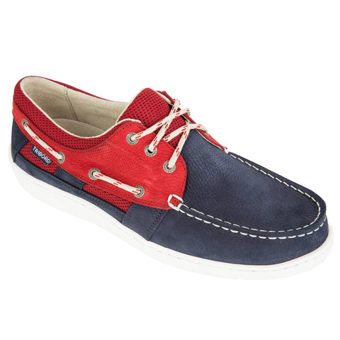 Men's Sailing Denim Boat Shoes Clipper,