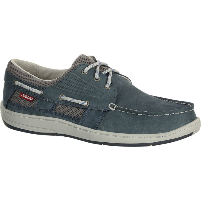 Tribord, Clipper Boat Shoes, Men's,midnight indigo, photo 1 of 10