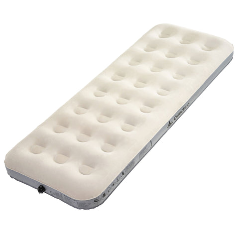 Camping Air Basic Inflatable Mattress | 1 Person - Width 27.6