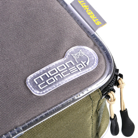 Carp Fishing Sinker Bag Sinker Case,dark khaki