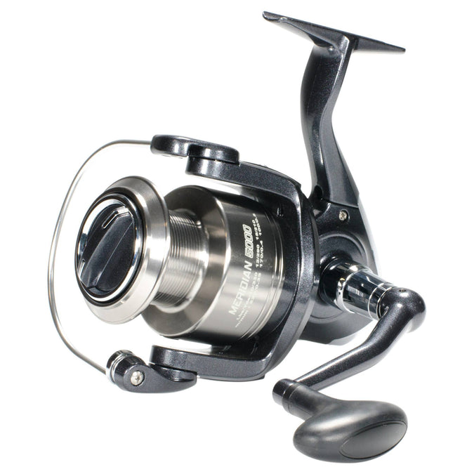 Sea Fishing Reel Meridian 5000,dark gray, photo 1 of 11