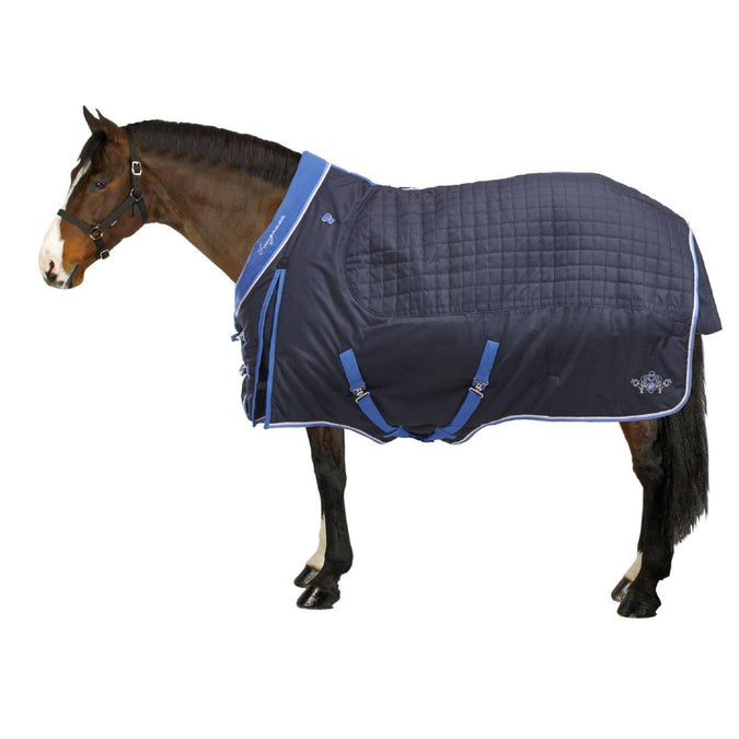 Horse Riding Stable Blanket ST400,blue, photo 1 of 43